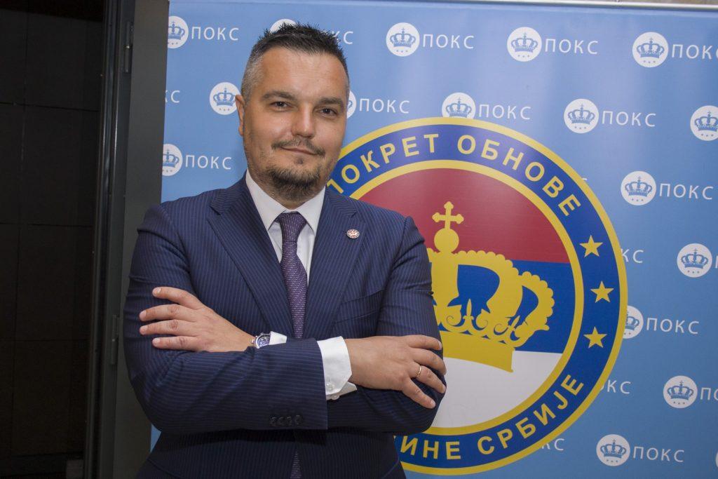 Zika Gojkovic portret